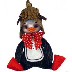 фото: мягкая игрушка Пингвин