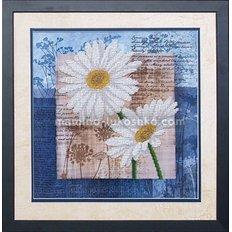 Набор для вышивки бисером Цветы любви3