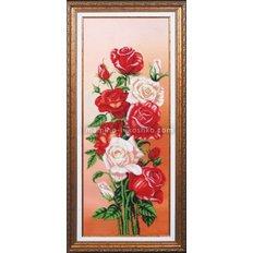 Набор для вышивки бисером Вдохновение Розы