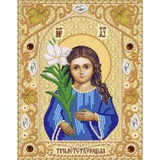 изображение: набор для вышивки бисером Богородица Трилетствующая