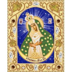 изображение: набор для вышивки бисером Богородица Остробрамская