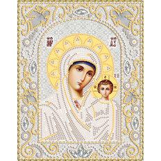 фото: икона под вышивку Богородица Казанская
