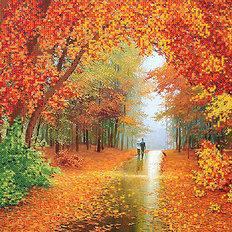 фото: картина для вышивки бисером Романтика