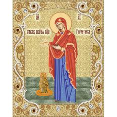 фото: икона для вышивки бисером Геронтисса
