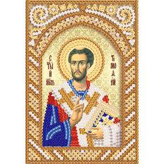 изображение: именная икона для вышивки бисером Св. апостол Тимофей