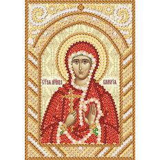 изображение: именная икона для вышивки бисером Св. Мч. Калерия (Валерия)