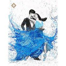 фото: картина для вышивки бисером Танцующая пара