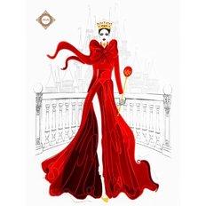 фото: картина для вышивки бисером, Imperial collection of Valentino