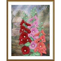 фото: картина для вышивки бисером Панночки