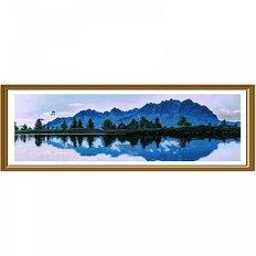 фото: картина для вышивки бисером, пейзаж