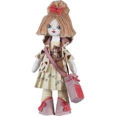 Набор для шитья Текстильная кукла Пианистка