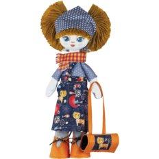 Набор для шитья Текстильная кукла Помощница