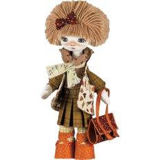 Набор для шитья Текстильная кукла Скрипачка
