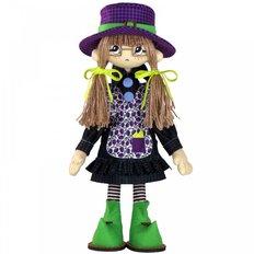 фото: текстильная кукла Дениза
