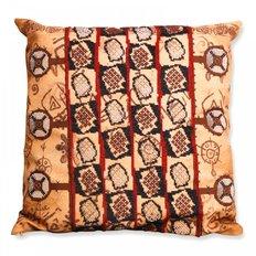 фото: подушка для вышивки бисером