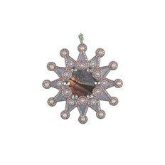 изображение: украшение для вышивания бисером на пластиковой канве
