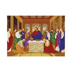 изображение: икона для вышивки бисером, Таинство Святой Евхаристии