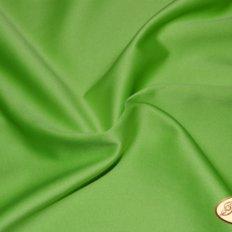 Ткань для задника подушки, салатовый креп-сатин