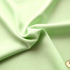 фото: ткань для задника подушки Салатовый лен