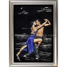 Набор со стразами и бисером Страстные танцы 2