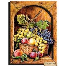 Набор папертоль Натюрморт с фруктами