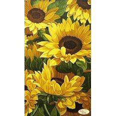 фото: картина для вышивки бисером, Солнечное поле