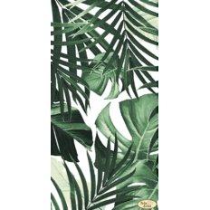 фото: картина, вышитая бисером, Прогулка в джунглях-1