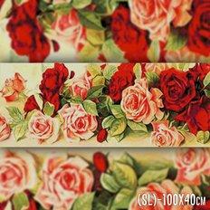 фото: картина в алмазной технике Декор из Роз