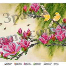 фото: картина для вышивки бисером, Весна