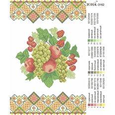 фото: схема для вышивки салфетки