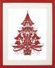 Набор для вышивки крестом Дерево жизни